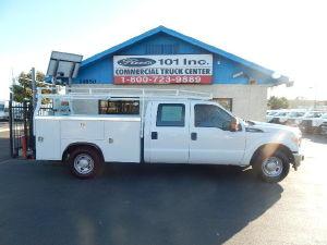 2012 FORD F250 Utility Truck - Service Truck, La Mirada CA - 121796812 - CommercialTruckTrader.com