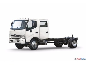 2019 HINO 155 Cab Chassis, Riviera Beach FL - 122286127 - CommercialTruckTrader.com