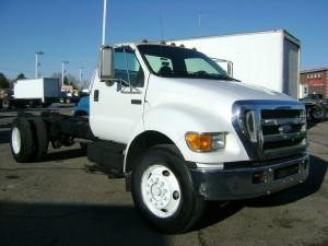 2007 FORD F750 Bucket Truck - Boom Truck, Salt Lake City UT - 5000347467 - CommercialTruckTrader.com