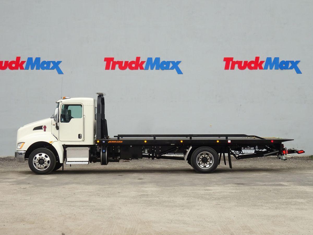 KENWORTH Class 4 Class 5 Class 6 Medium Duty Rollback Tow Trucks For ...