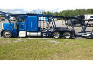 2007 Peterbilt 379 Car Carrier, Alford FL - 5000531491 - CommercialTruckTrader.com