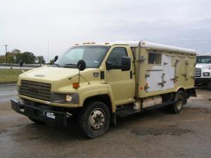 2009 GMC C50