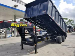 2018 BIG TEX TRAILERS 25DU Dump Trailer, Miami FL - 5000653420 - CommercialTruckTrader.com