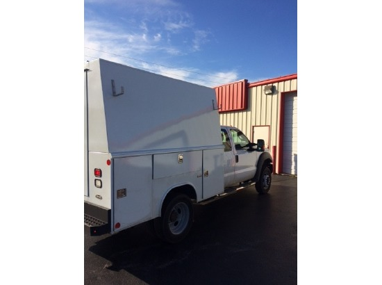 2016 Ford F450 Utility Truck - Service Truck ,Appleton WI - 5000692337 - CommercialTruckTrader.com