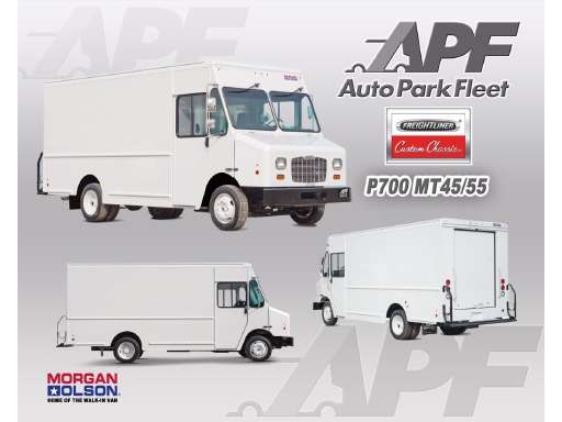 Auto Park Ford Sturgis Mi >> Stepvan For Sale - Commercial Truck Trader
