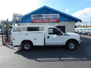 2013 FORD F250 Utility Truck - Service Truck, La Mirada CA - 5000009674 - CommercialTruckTrader.com