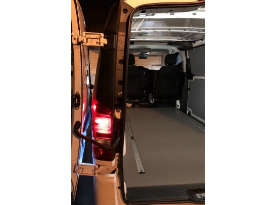 2016 MERCEDES-BENZ METRIS Cargo Van ,Oklahoma City OK - 5000627181 - CommercialTruckTrader.com