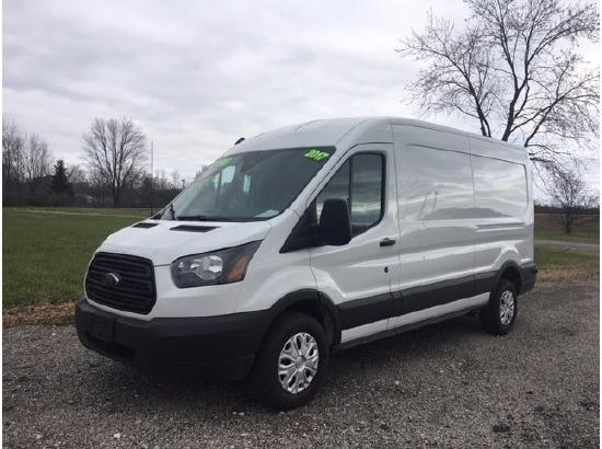2017 FORD TRANSIT Cargo Van ,Brookville OH - 5000852174 - CommercialTruckTrader.com