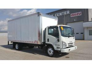 2016 Isuzu NPR HD GAS Van, Flint MI - 5000893288 - CommercialTruckTrader.com