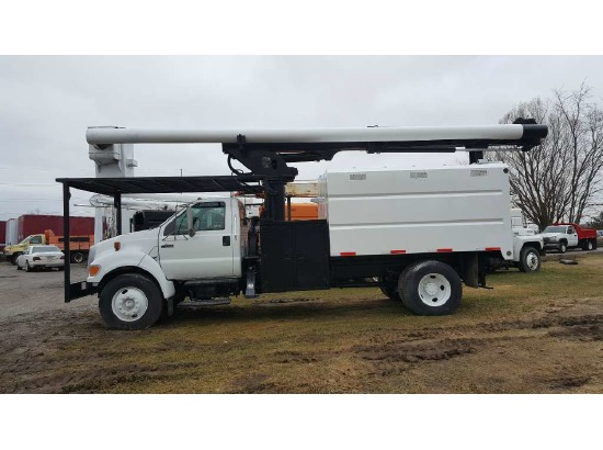 2005 Ford F750 ,Fort Wayne IN - 5001003322 - CommercialTruckTrader.com