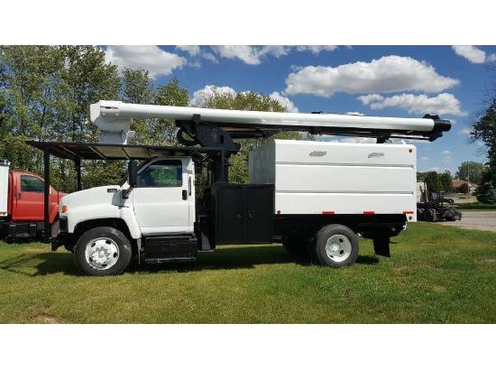 2006 GMC C 7500 ,Fort Wayne IN - 5001003341 - CommercialTruckTrader.com