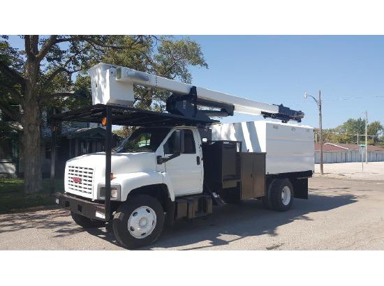 2006 GMC C7500 ,Fort Wayne IN - 5001003346 - CommercialTruckTrader.com