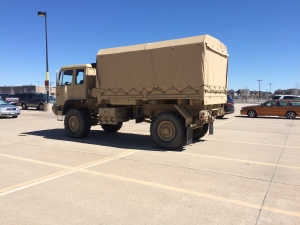 1994 Stewart  and  Stevenson M-1078 Military, Lone Tree CO - 5000999635 - CommercialTruckTrader.com