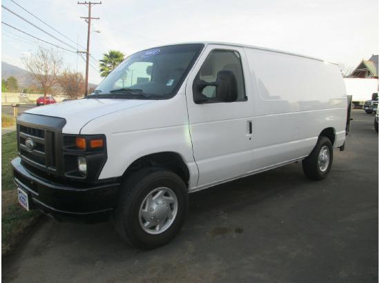 2012 FORD E350 Cargo Van ,Redlands CA - 123320999 - CommercialTruckTrader.com