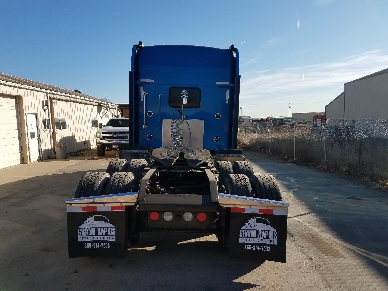 2012 Kenworth W900l Fort Collins Co 5001366597