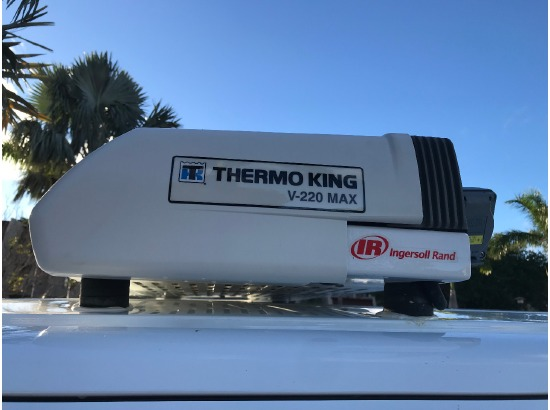 2017 Ford TRANSIT CONNECT Refrigerated Truck ,West Palm Beach FL - 5001380323 - CommercialTruckTrader.com