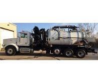 2015 Cusco Turbovac 3627 DOT 407/412 Liquid Vacuum Truck - CommercialTruckTrader.com