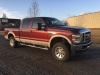 Image of 2008 FORD<br>                 F250 LARIAT