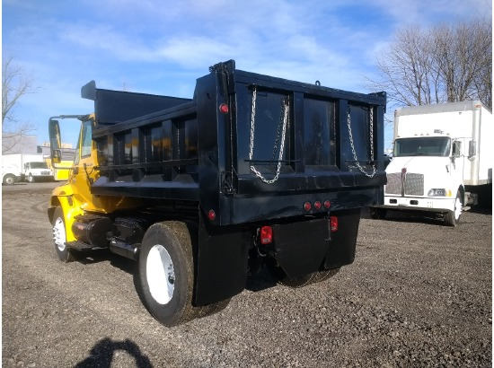 2007 INTERNATIONAL 4300 Dump Truck ,Medina OH - 5001531829 - CommercialTruckTrader.com