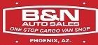 B & N Auto Sales in Phoenix, AZ Logo