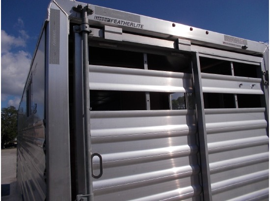 2016 Featherlite TRAILER Livestock Trailer ,Palmetto FL - 5001912348 - CommercialTruckTrader.com