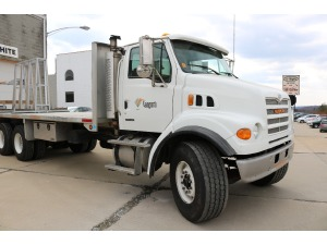 2007 Sterling L7500 Flatbed Truck North Huntington PA