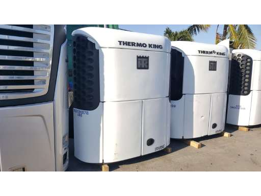 2012 THERMOKING REEFER Reefer/Refrigerated Body