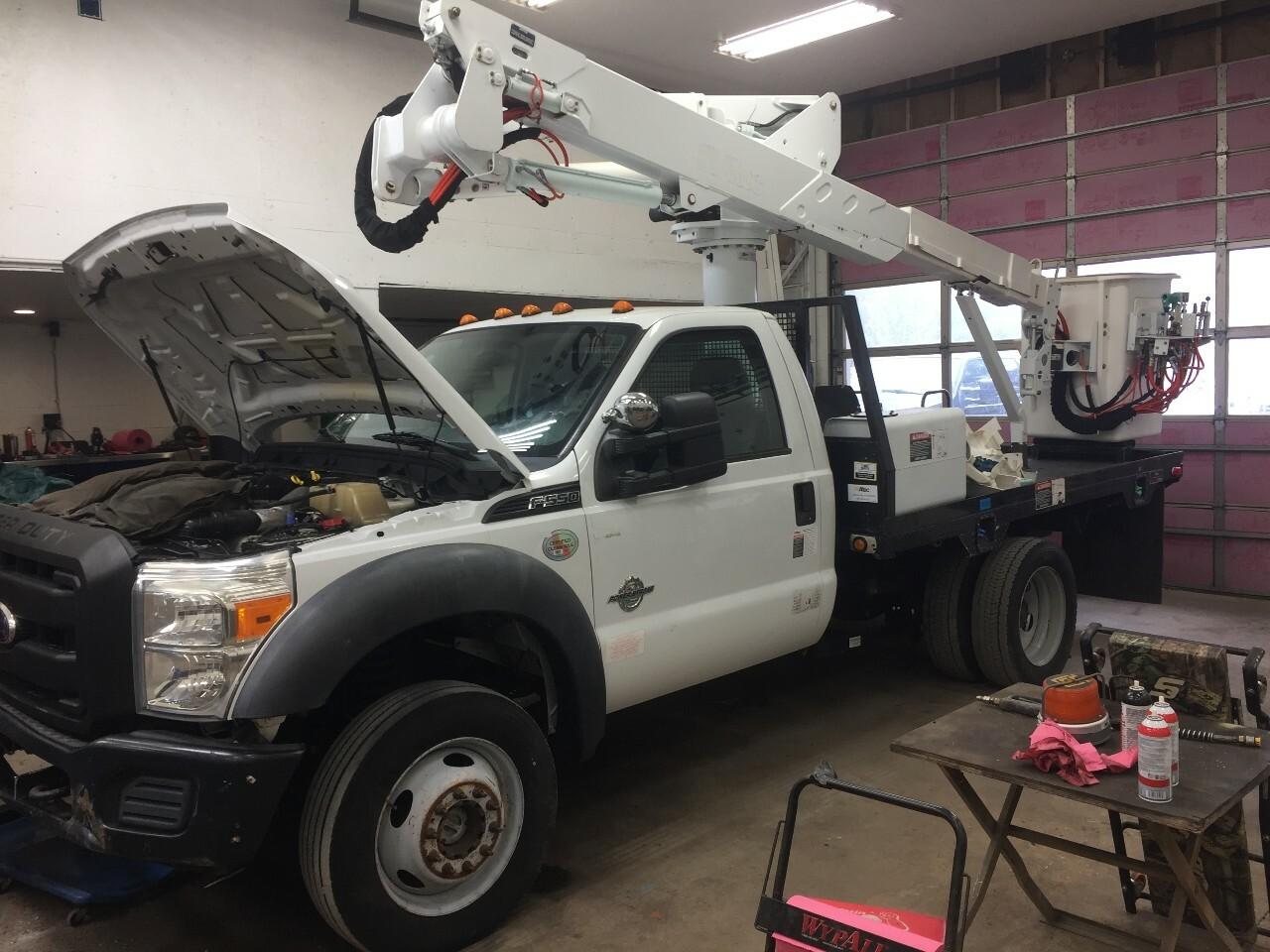 2011 FORD F550 Bucket Truck - Boom Truck, Bernville PA - 5001559777 -  CommercialTruckTrader.