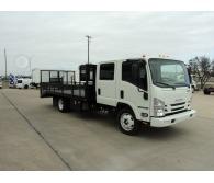 2017 Isuzu NPR-HD Gas Crew Cab - CommercialTruckTrader.com