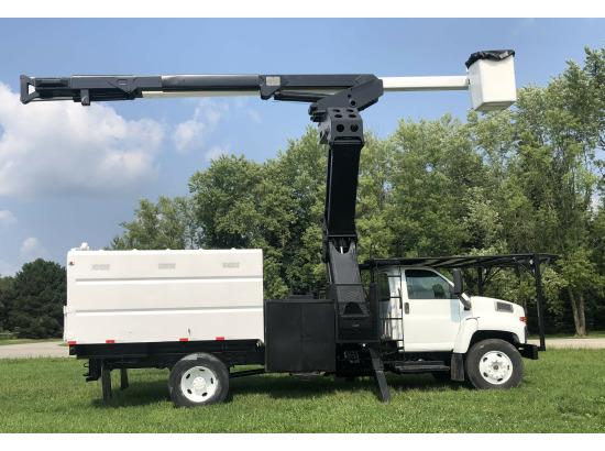 2006 GMC C 7500 Bucket Truck - Boom Truck ,Fort Wayne IN - 5001003339 - CommercialTruckTrader.com