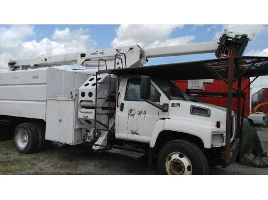 2006 GMC GMC C7500 ELEVATOR BOOM COMING SOON Bucket Truck - Boom Truck ,Fort Wayne IN - 5001003325 - CommercialTruckTrader.com