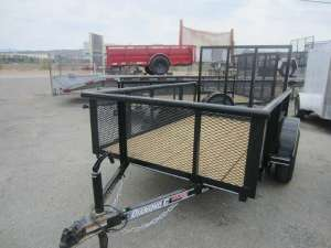 2017 Diamond C RSA58 Utility Trailer, Beaumont CA - 5001085446 - CommercialTruckTrader.com