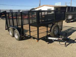 2017 Diamond C RGL 12 Utility Trailer, Beaumont CA - 5001085638 - CommercialTruckTrader.com