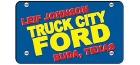 Truck City Ford in Buda, TX Logo