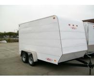 2018 Carson 7x14 Enclosed Tandem - CommercialTruckTrader.com