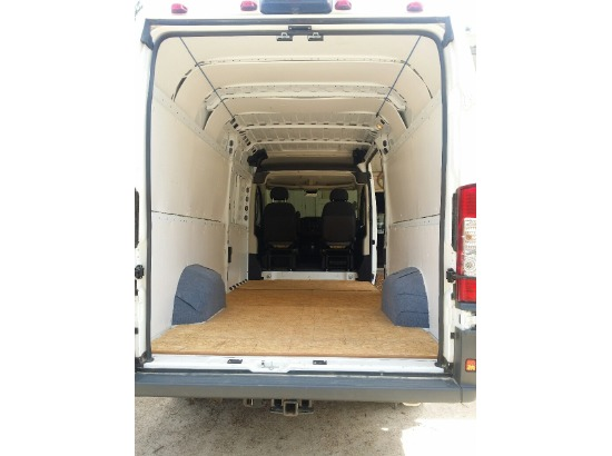 2017 RAM PROMASTER 3500 Cargo Van ,Waterloo SC - 5002766811 - CommercialTruckTrader.com