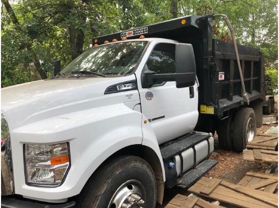 2017 Ford F750 Dump Truck ,Irmo SC - 5002792180 - CommercialTruckTrader.com