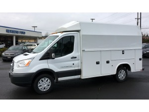 2018 FORD TRANSIT Plumber Service Truck, Newberg OR - 5003056790 - CommercialTruckTrader.com