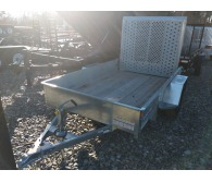 2017 Other 5 x 8 ft. Galvanized High Side - CommercialTruckTrader.com