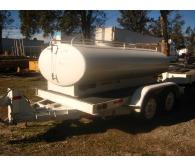 1991 Other Weld-It 800 gal. Potable Stainless Steel Water Tank - CommercialTruckTrader.com