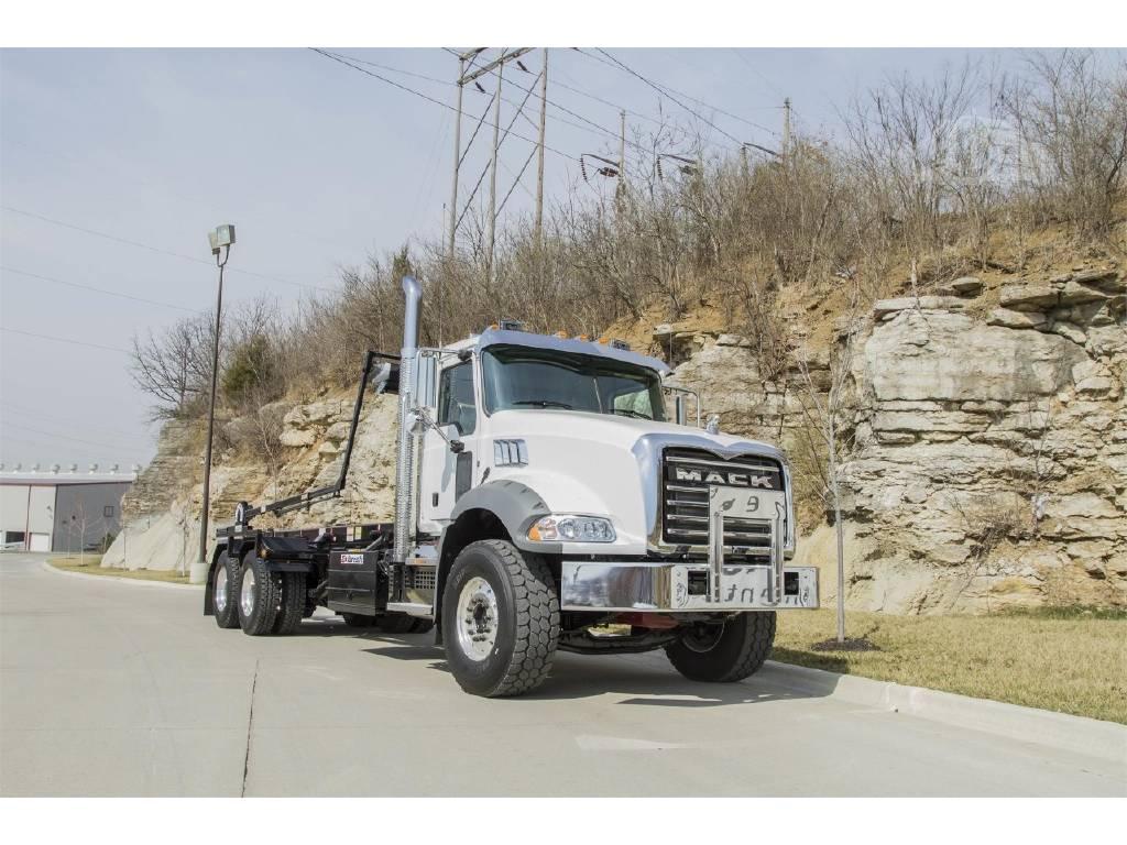 2018 Mack Granite Gu813 Tampa Fl 5003265897