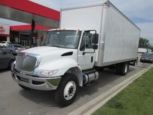 2018 International DURASTAR 4300 Box Truck - Straight Truck, Lake Orion MI - 5003285268 - CommercialTruckTrader.com