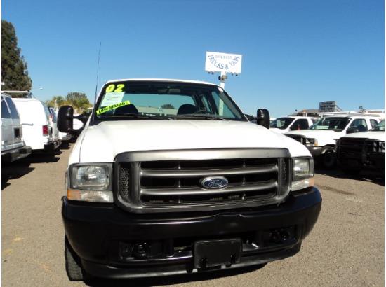 2002 FORD F350 Utility Truck - Service Truck ,San Diego CA - 5003485378 - CommercialTruckTrader.com