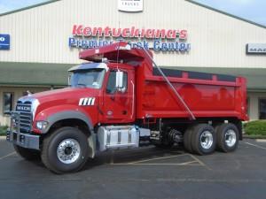 2019 Mack G64FR Dump Truck, Clarksville IN - 5003056173 - CommercialTruckTrader.com