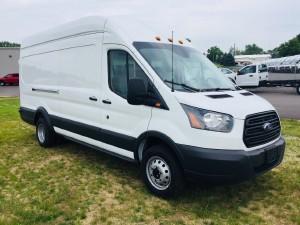 2019 FORD TRANSIT Cargo Van, Sturgis MI - 5003529287 - CommercialTruckTrader.com