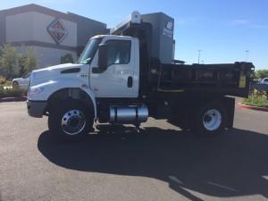 2019 INTERNATIONAL MV607 Dump Truck, STOCKTON CA - 5003544707 - CommercialTruckTrader.com