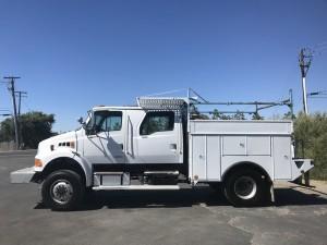 2008 Sterling Acterra Utility Truck - Service Truck, West Sacramento CA - 5003543218 - CommercialTruckTrader.com