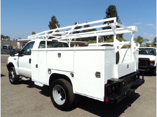 2003 FORD F550 Utility Truck - Service Truck ,San Diego CA - 5003809698 - CommercialTruckTrader.com
