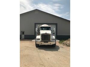 2007 Kenworth T800 Mixer Truck, Baggs WY - 5003809259 - CommercialTruckTrader.com