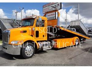 2019 Peterbilt 337 Flatbed Truck, Fort Myers FL - 5004047914 - CommercialTruckTrader.com